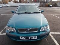 VOLVO V40 2.0 ESTATE CAR Y REG,, FULL LEATHER INTERIOR,, MOT APRIL 2017