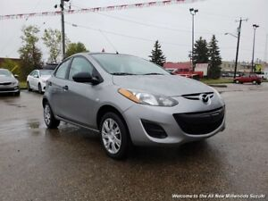2013 Mazda Mazda2 GX-ACCIDENT FREE-LOW MONTHLY PAYMENTS!!