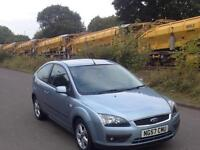 Ford Focus 1.6 Climate 12 Months MOT FSH