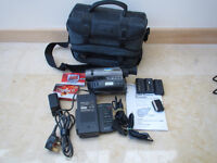 Sony Handycam video Hi8 model CCD-TR760E
