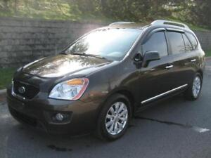 2011 KIA RONDO EX 2.7L V6 (112,000/KM, AIR, MAGS, FULL!!!)