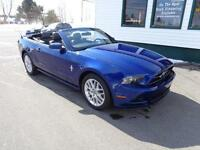 2014 Ford Mustang V6 Premium Conv only $229 bi-weekly!