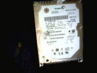 £10 Used HP COMPAQ 6710b, Hard drive 120B, 5400 rpm, 8MB