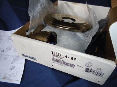 KOHLER TS397-4-BV Devonshire Rite-Temp Valve Trim Kit w/ Lever Handle and Parts