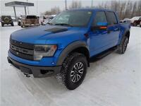 ** RARE ** 2013 ** FORD ** F-150 ** SVT ** RAPTOR ** LOW KM **