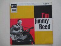 I'm Jimmy Reed - blues vinyl EP 1964