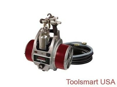 Titan Capspray 115 Hvlp Fine Finish Paint Sprayer 0524034