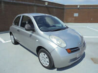 (03) 2003 Nissan Micra 1.0 ONLY 58,000 1 YEARS MOT Silver