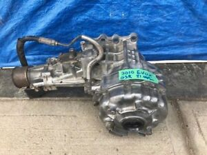 Mitsubishi EVOLUTION EVO X GSR & MR & Ralliart SST Transfer Case