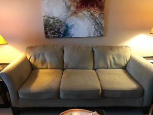 Comfortable Living Room Couch