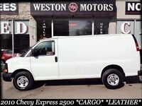 2010 Chevrolet Express 2500 CARGO* 4.8L* ACC FREE* READY FOR WOR
