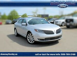 2016 Lincoln MKS AWD LUXURY AT HALF PRICE!