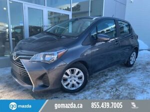 2015 Toyota Yaris LE POWER OPTIONS GREAT KM GREAT PRICE