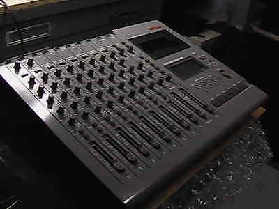 Tascam 488 Eight Channel 12-input Analog Recorder Mixer. Rare Vintage find!