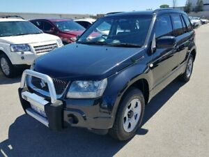 2010 Suzuki Grand Vitara JT MY08 Upgrade (4x4) Black 4 Speed Automatic Wagon Wangara Wanneroo Area Preview