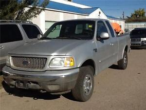 2002 FORD 4X4 216KMS $4995 1831 SASK AVE