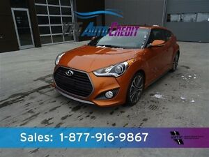 2016 Hyundai Veloster TURBO LEATHER NAV $137b/w