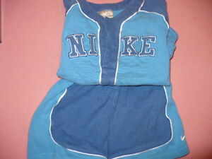 Nike Size 18 Month Shirt and Shorts