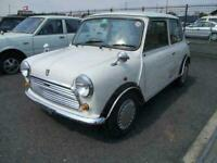 1987 MINI 1.0 PARK LANE ONLY 16411 MILES FROM NEW * AIR CON