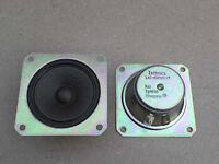 200W Technics EAS-65PH307T Stereo HF Speakers
