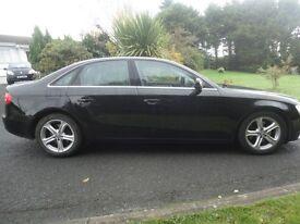 Audi A4 MOT to 23/06/17
