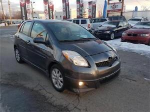 2009 Toyota Yaris, AUTO, A/C, CRUISE, ONLY 69800 KM, 1.5L