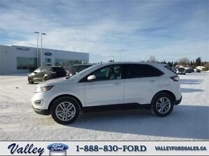 INTELLIGENT, POWERFUL & SAFE! 2015 Ford Edge SEL AWD