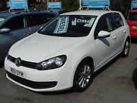 2011 VOLKSWAGEN GOLF 1.6 TDi 105 BlueMotion Tech Match
