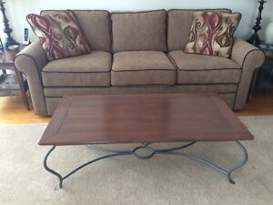 Attractive Wooden Coffee Table