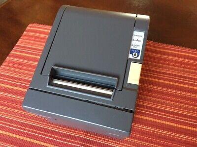 Epson Pos Receipt Printer Tm-t88iii M129c Used