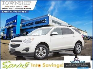 2014 Chevrolet Equinox LT - $11/Day! - White Diamond Tricoat - F
