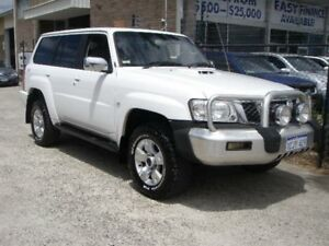 2006 Nissan Patrol GU IV ST (4x4) White 5 Speed Manual Wagon Wangara Wanneroo Area Preview