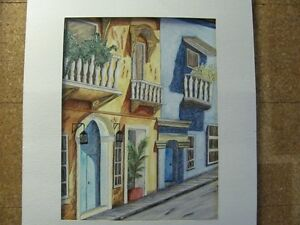 Watercolour , for sale by artist.