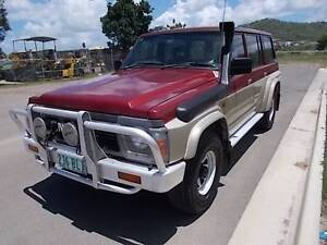 1991 Nissan Patrol 4.2 Turbo Diesel Wagon Mount Louisa Townsville City Preview