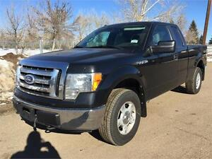 2010 Ford F150 SuperCab 4x4