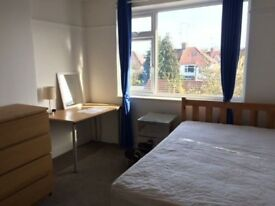 Single & Double Room Avail in Quiet House £420-£510