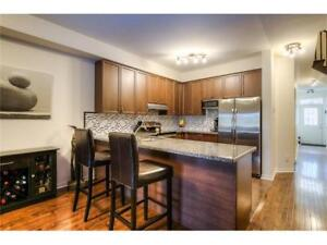 ***Upscale freehold townhome first time available for rent!