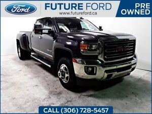 2016 GMC Sierra 3500HD SLT|GREAT WORK TRUCK|5TH WHEEL INCLUDED!!