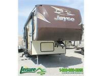 2014 Jayco Eagle 34.5BHTS  5th. Wheel