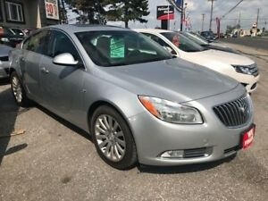 2011 Buick Regal CXL All Credit Approved!!