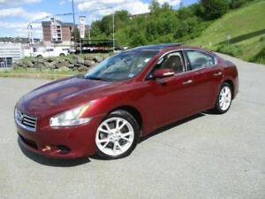 "2013 NISSAN MAXIMA 3.5 SV (LEATHER, PANO ROOF, LOADED! ""MVI'D &"