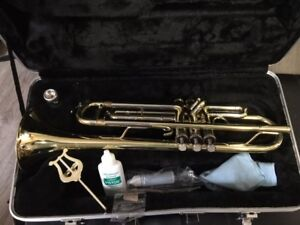 Trumpet - Andreas Eastman with Carrying Case