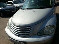 CHRYSLER PT CRUISER 2007 REG ALLOYS LEATHER 12 MONTHS MOT AUTOMATIC