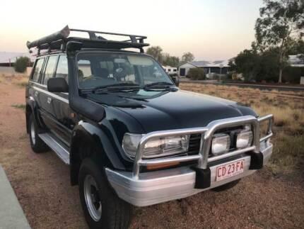 1995 GXL LandCruiser HDJ80R  1HD-FT 24  Valve Alice Springs Alice Springs Area Preview