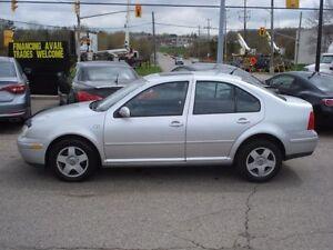 2002 Volkswagen Jetta *SUNROOF*