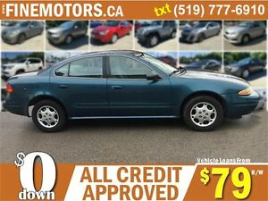 2003 OLDSMOBILE ALERO GX * LOW KM * LOW PRICE * READY FOR WINTER London Ontario image 2