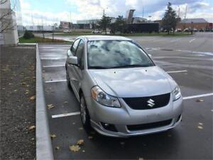 2013 Suzuki SX4 Sport,Navigation,1 Owner/No Accidents/59,000km