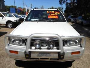 1996 Nissan Pathfinder with 3 months rego 4x4! West Ryde Ryde Area Preview