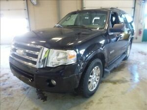2008 Ford Expedition XLT LEATHER 7 SEATER