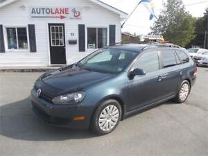 2010 Volkswagen Golf Wagon Only $6995 New MVI New Tires